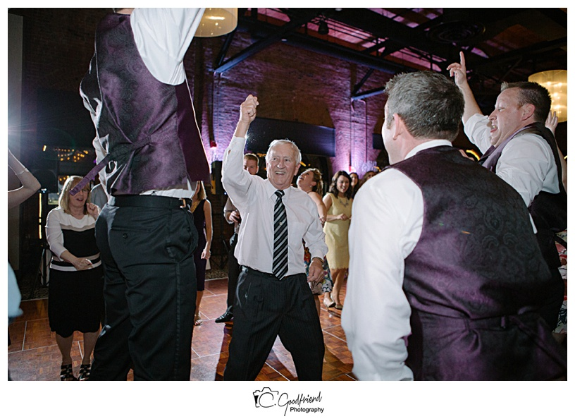 We love it when everyone is having a blast! A Bride's DJ serves weddings in Cleveland and surrounding areas.